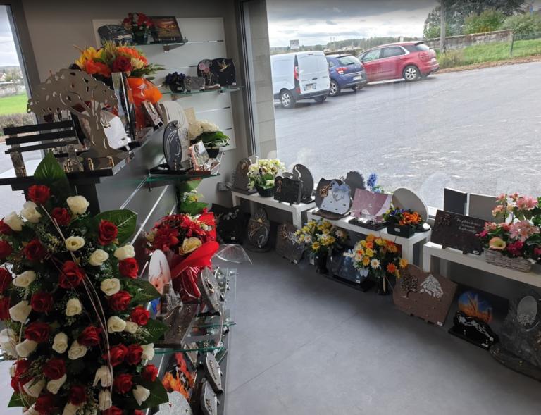 Boutique funéraire